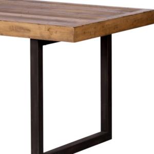 Mesa de Jantar madeira Demolição Industrial