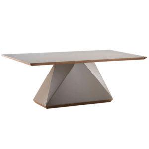 Mesa Jantar Laca Branca Design