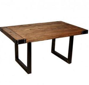 Mesa de Jantar Oslo em madeira