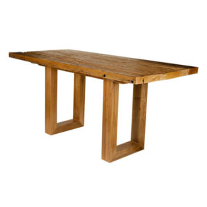 Mesa de Jantar  madeira demolição Apinajés